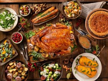 image for a Taste of Home - Thanksgiving Dinner Cooking Class