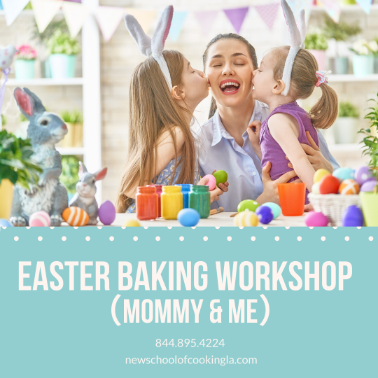 image for a Easter Baking Workshop (Mommy & Me)