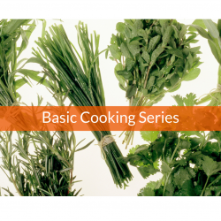 The image for BASIC COOKING SERIES CLASS 1