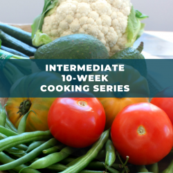 The image for INTERMEDIATE COOKING SERIES CLASS 1