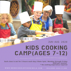 The image for Kids Camp - Basic Cooking Day 1