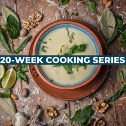 The image for 20-WEEK COOKING SERIES CLASS 1