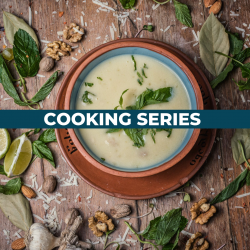 The image for INTRO TO COOKING SERIES CLASS 1