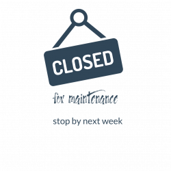 The image for Restaurant Closed for Maintenance