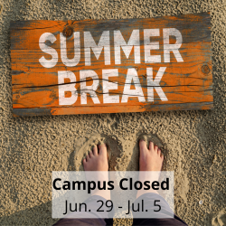 The image for Summer Break